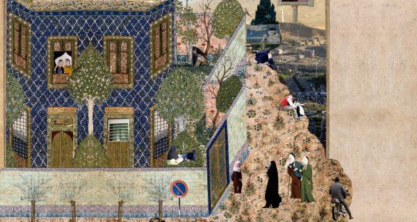 Jardins d'Orient - De l'Alhambra au Taj Mahal