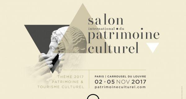 Le salon international  du Patrimoine culturel 2017