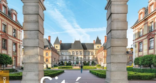 La cité internationale universitaire de Paris – De la cité-jardin à la cité-monde.