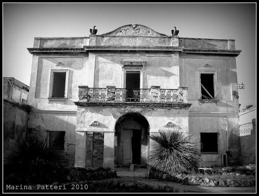 Il manicomio di Villa Clara. © Marina Pattero, 2010. Sources https://percorsidisardegna.wordpress.com