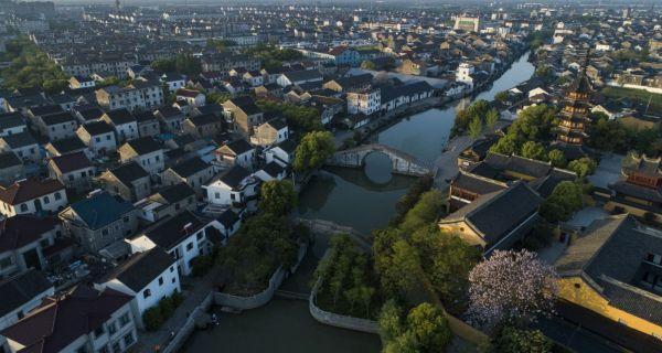 La planification stratégique du delta du Yangzi, une région paysagère et culturelle majeure aux abords de Shanghai