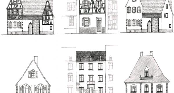 Habitat ancien en Alsace :  Énergie et Patrimoine