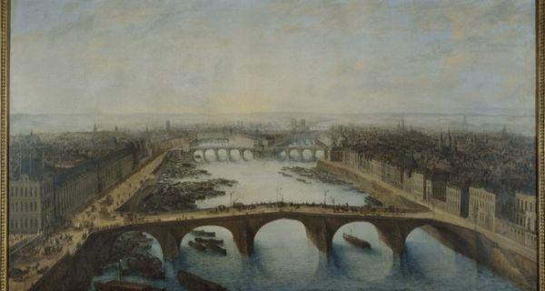 A quoi servent les ponts ? A qui servaient-ils ?  L'exemple des ponts de Paris aux XVII(sup: e) et XVIII(sup: e) siècles.