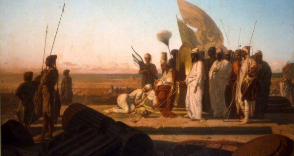 Le pont, entre *technè* et *hubris* : Xerxès, un Roi des rois à l'assaut de l'Hellespont