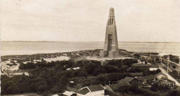 Le monument du Verdon-sur-Mer