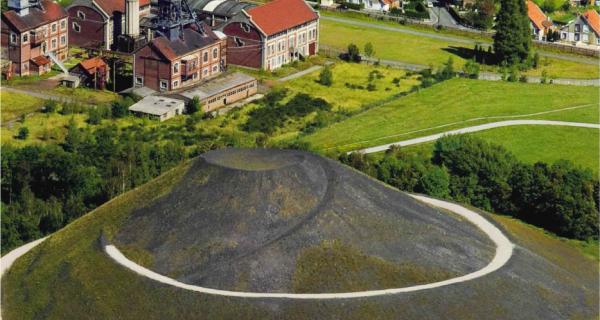 Les terrils, nouveau paysage du bassin minier