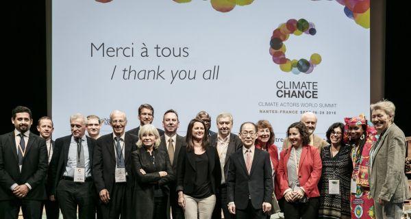 Culture et Climat au Sommet Climate Chance, Nantes 2016 - Quand le climat est (aussi) une question culturelle