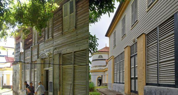2009 – 2019, de la Martinique aux perspectives de l'architecture en Outre-mer