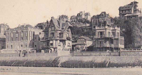 De Paris au bord de mer ; le chalet Haret, 150 ans d'histoire de la villégiature