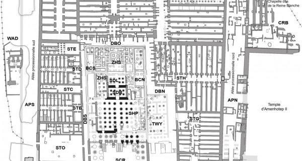 Jalons et limites de la restauration monumentale. Un exemple : le Ramesseum à Louxor