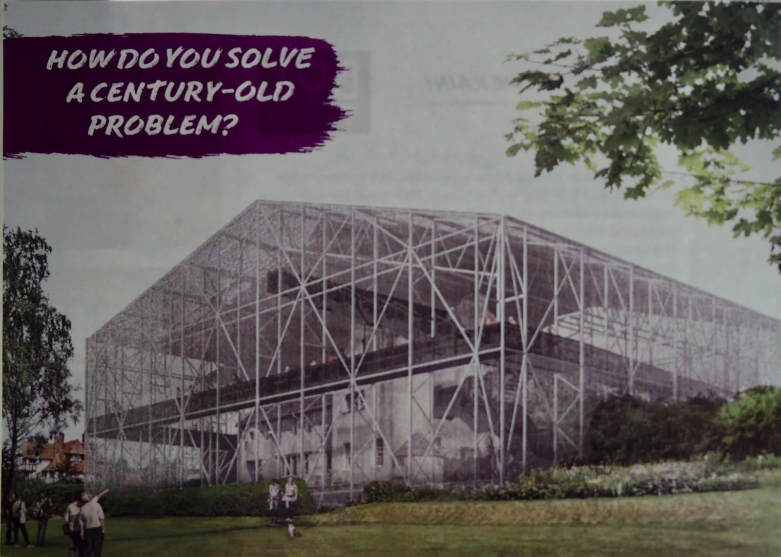 How do you solve a century old problem? © ALJJulian, Battoil.