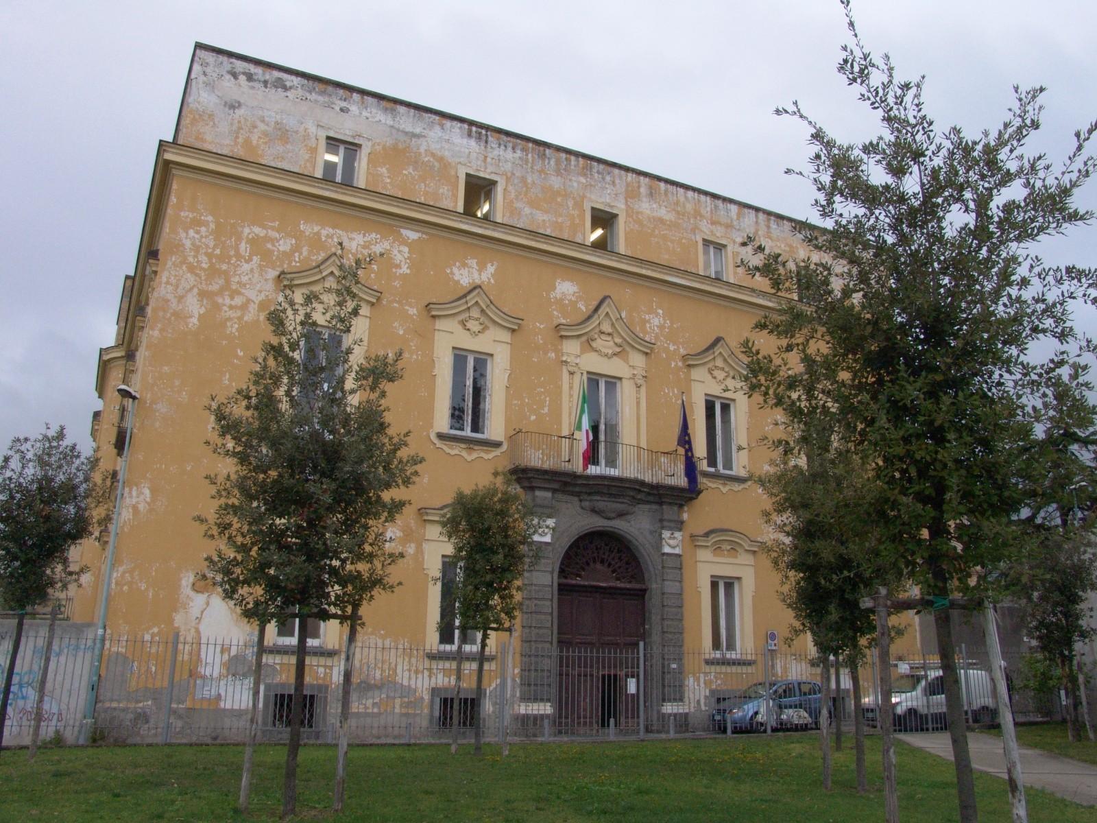 Villa Ruggiero ad Ercolano. © F.Napolitano
