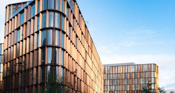 BNP Paribas Real Estate livre #Curve, son premier immeuble en ossature bois, l'un des plus grands jamais réalisés en France